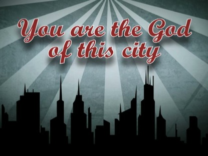 THIS CITY WORSHIP INTRO