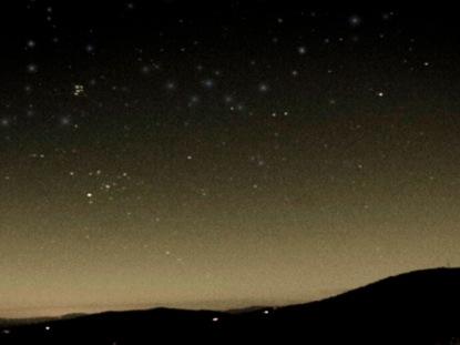 THE NIGHT SKY 1
