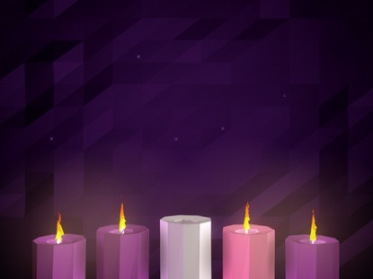 digital advent candles week 4 motion worship motion. Black Bedroom Furniture Sets. Home Design Ideas