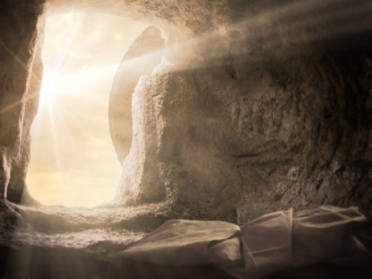christian easter empty tomb - photo #17