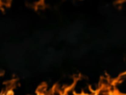 FLAMES FIRE BORDER