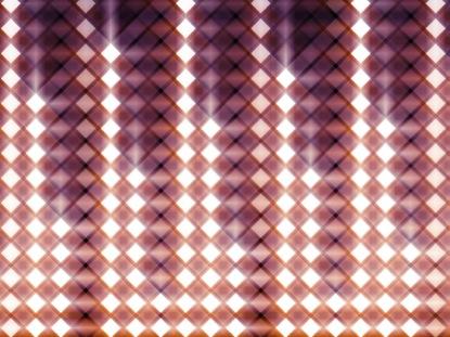 GLOWING DIAMOND LIGHT WALL