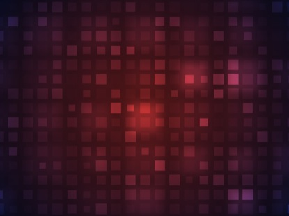 GRID ABSTRACT RED