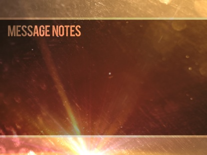 LENS PARTICLES GRUNGE NOTES