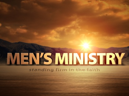 MEN'S MINISTRY MOUNTAINS