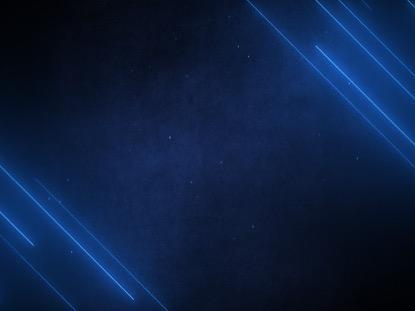 NEON LINES ANGLED DARK BLUE