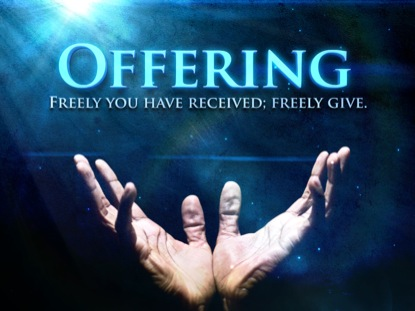 Offering Hands Loop | Motion Worship | WorshipHouse Media