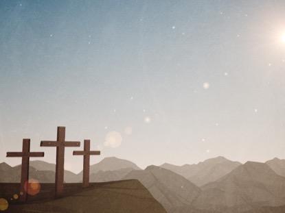 PALM SUNDAY JERUSALEM CROSSES