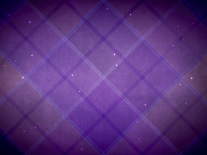 PLAID PATTERNS DARK PURPLE