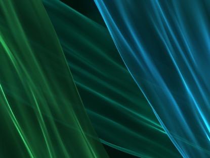 SILKEN GREEN BLUE SLOW