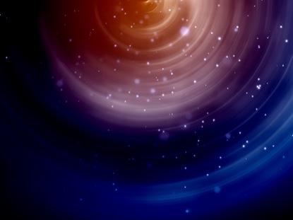 STAR SWIRL GALAXY