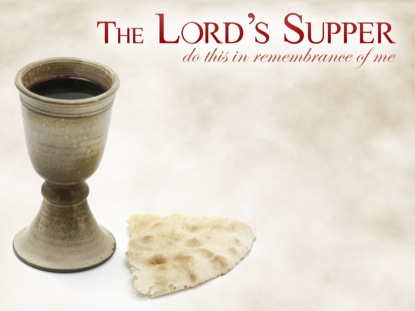 THE LORDS SUPPER COMMUNION LOOP