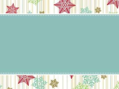 VINTAGE HOLIDAY SNOWFLAKES