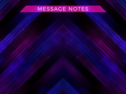 VIVID FIBERS MESSAGE NOTES