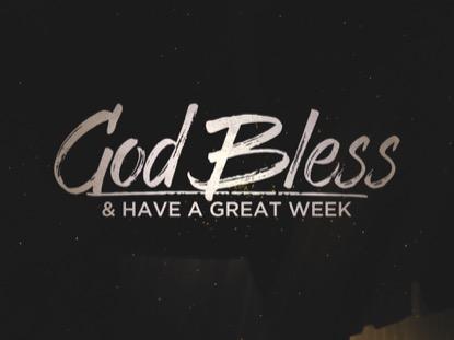 WINTER LIGHT GOD BLESS