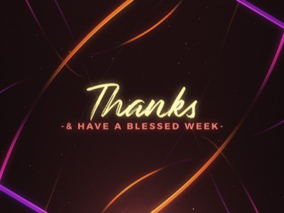 WOVEN THANKS