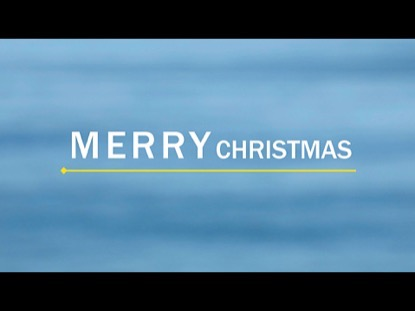 OCEAN CHRISTMAS