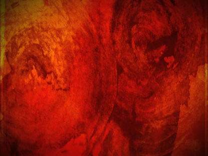 RED WATERCOLOR GRUNGE 02