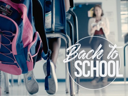 BACK TO SCHOOL: NEW YEAR CINEMAGRAPH