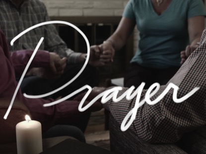 PRAYER CINEMAGRAPH