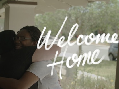 WELCOME HOME CINEMAGRAPH