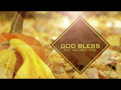 DIAMOND AUTUM GOD BLESS