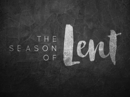 40 DAYS OF LENT MOTION 1