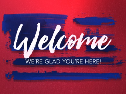 AMERICAN FLAIR WELCOME MOTION