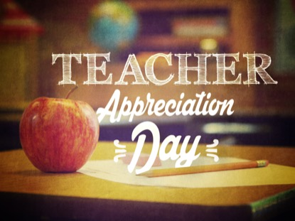 APPLE A DAY TEACHER MOTION
