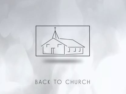 BACK TO CHURCH WHITE MOTION