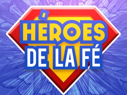 BIBLE HEROES HERO MOTION 1 - SPANISH