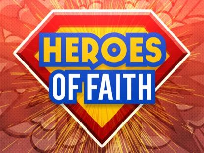 BIBLE HEROES HERO MOTION 2