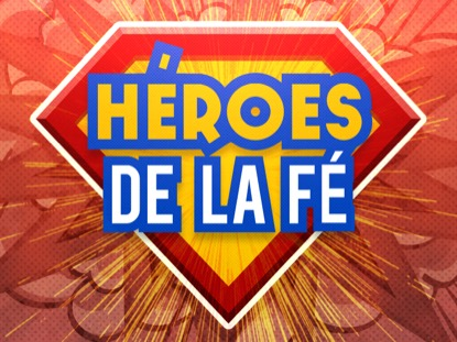 BIBLE HEROES HERO MOTION 2 - SPANISH