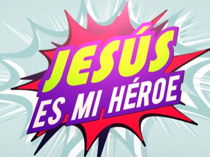 BIBLE HEROES JESUS MOTION 1 - SPANISH