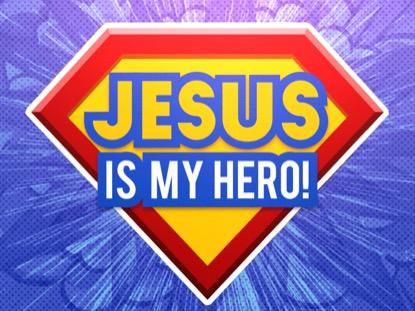 BIBLE HEROES JESUS MOTION 2
