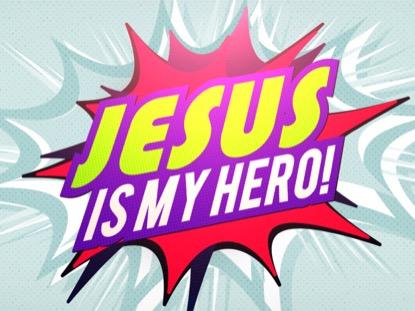 BIBLE HEROES JESUS MOTION 1