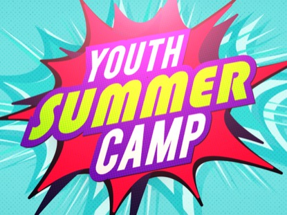 BIBLE HEROES SUMMER YOUTH CAMP MOTION