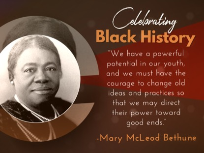BLACK HISTORY MONTH QUOTES MOTION 2