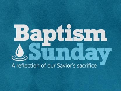 BOLD IMPRESSIONS BAPTISM MOTION
