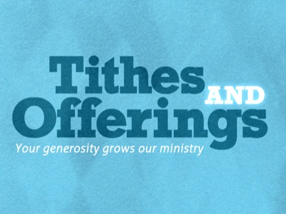 BOLD IMPRESSIONS TITHING MOTION