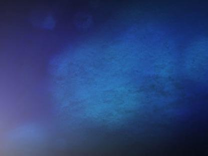 BRIGHT BLUE BOKEH