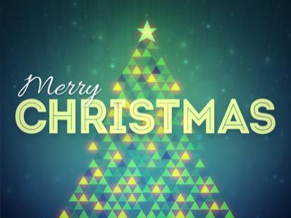 CHRISTMAS LIGHTS MOTION 1