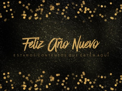 CLASSY NEW YEAR NEW 1 MOTION - SPANISH