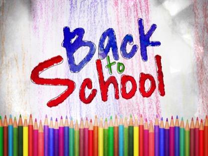 COLOR PENCILS SCHOOL MOTION
