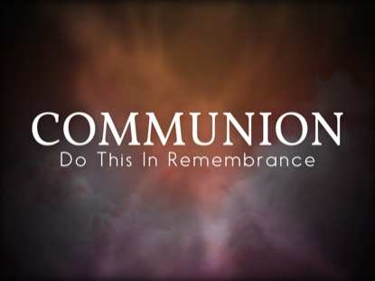 COMFORTING SPIRIT COMMUNION MOTION