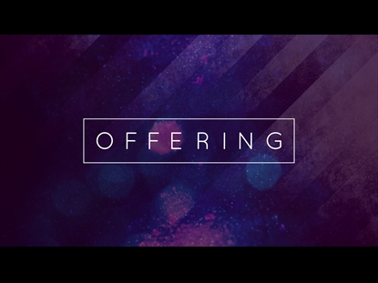 Discover Grace Offering Motion | Playback Media | Motion