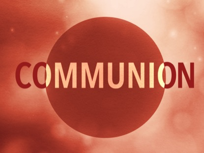 DYNAMIC LIGHTS COMMUNION RED MOTION