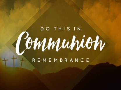 EASTER HILLS COMMUNION MOTION