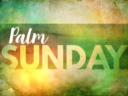 EASTER SUNRISE PALM SUNDAY MOTION