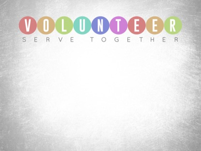 EVENT PLANNER VOLUNTEER MOTION